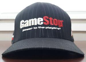 2017 Flexfit Erik Jones GameStop Furniture Row Toyota Team Issue Hat Cap L-XL