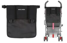 Maclaren Universal Buggy Organiser Carry Bag - Black Storage