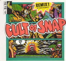 SNAP - Cult of Snap REMIX 3TR CDM 1990 HOUSE