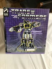 Palisades Transformers Soundwave Polystone Mini Statue