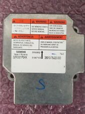 Suzuki  Air bag ECU module 38910 - 79J20 - 000