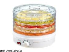 Rosewill RHFD-15001 5-Tray Countertop Portable Electric Food Fruit Dehydrator wi