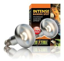 Exo Terra Reptile Orange Intense Basking spot Bulb 50W Genuine Replacement Lamp