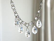 Crystal Vintage Costume Jewellery (1960s)