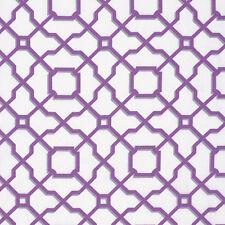 Dena Designs Haute Girls Geo Fabric in Purple PWDF205 100% Cotton