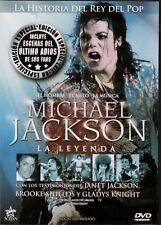 Michael Jackson -La Leyenda-The Michael Jackson Story(Unmasked) DVD