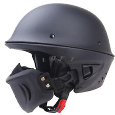 Rogue Motorcycle Helmet DOT Casque Enduro Cool Motorcycle Helmet Gray Black