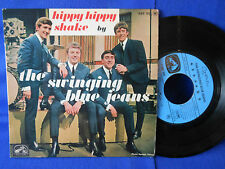 THE SWINGING BLUE JEANS hippy shake EP EGF 707 EXC+