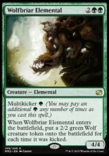 ELEMENTALE ROVO DEI LUPI - WOLFBRIAR ELEMENTAL Magic MM2 Mint Modern Master 2015
