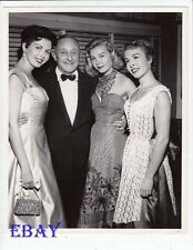 Ann Miller Arthur Freed Vera-Ellen Marge Champion VINTAGE Photo candid