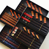 4 pcs Japanese luxury premium wood chopsticks gift set with 4 stunning rests