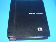JOHN DEERE 2350 - 2550 TRACTORS TECHNICAL SERVICE REPAIR MANUAL TM-4403
