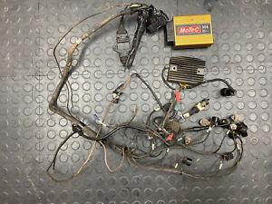 Motec M4 Motorsport Engine ECU Kawasaki ZX12R MOTEC M4