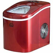 Igloo ICE102 Portable Countertop Ice Maker - Red