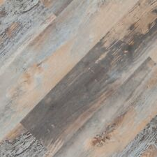 Sequoia Luxury Vinyl WPC Plank With1.5mm IXPE Rubber Pad Sample