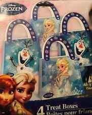DISNEY FROZEN ( 16)  Treat Boxes Disney Party Favor Birthday Purse Style