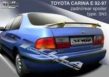 SPOILER REAR TRUNK BOOT TOYOTA CARINA E WING ACCESSORIES 2 types