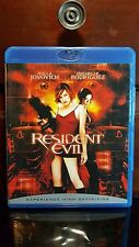 Resident Evil (Blu-ray Disc, 2008) Used