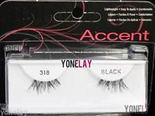 ARDELL Accent 318 Wispy Black False Eyelashes Half Wispies Lash Fake Eye Lashes