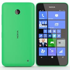 Nuovo di Zecca Nokia Lumia 635 VERDE 8GB 3G Sbloccato Windows Phone 1 anni di garanzia