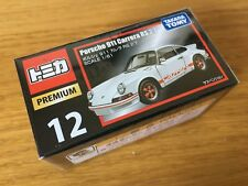 Tomica Porsche 911 Carrera RS 2.7 Diecast Car Scale 1/61 not Hot Wheels