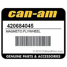 NOS - Can-am Outlander 400 4x4  Magneto Flywheel 420684045