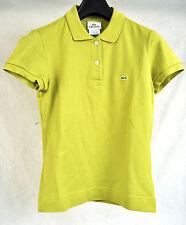 Lacoste Green Polo SS Shrt Top 36