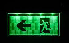 Notleuchte Notbeleuchtung Exit Notausgang Fluchtwegleuchte Notlicht Fluchtweg KL