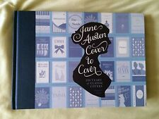 Jane Austen Cover to Cover: 200 Years of Classic Book Covers (Hard Cover)