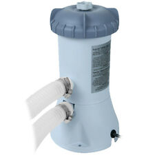 Intex Swimming Pool Filter Pump Krystal Clear 15ft to 18ft 1000 Gallon Per Hour