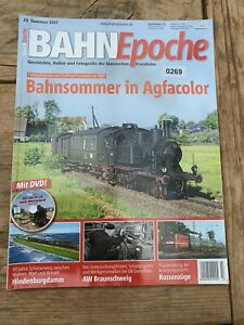 Bahn Epoche Sommer 2017 Bahnsommer in Agfacolor Top Zustand! (268)