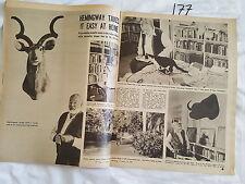 PIX MAGAZINE 1950 AUG 5,DIANA DORS COVER,AUSTRALIAN ISSUE, JOLLIFFE,SYDNEY YOGA