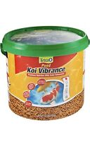 Tetra Pond Koi Vibrance Color Enhancing Sticks Koi & Goldfish Food, 3.08lbs