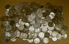 20 Mixed Cull 1921 Morgan & Peace Silver Dollars - Free Priority Mail Shipping