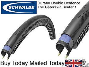 Schwalbe Durano DD Double Defence 700 x 23c 25c 28c 622 Road Bike Tyre Snakeskin