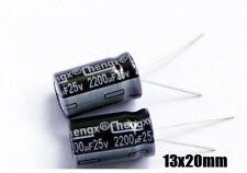 2200uF 2200mfd  25V Capacitor 15Pcs