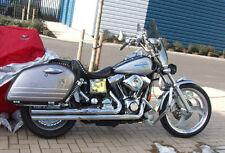 Tela resistente al agua 190 T terilene Cubierta Moto Big Cruiser/la mayoría de las bicicletas - 4051R