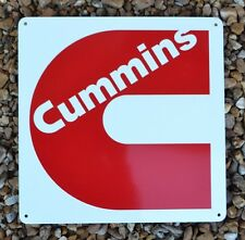 CUMMINS Diesel Red Sign Dodge Ram Repair Shop Turbo Truck Mechanic Garage 4x4 7d