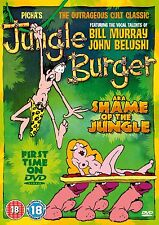 Jungle Burger  dvd   New & Sealed  Eighties