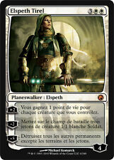 MTG MAGIC SCARS OF MIRRODIN ELSPETH TIREL EN ANGLAIS