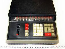 Vintage ISKRA 111M Rare Soviet Nixie Calculator (12 IN-14 Tube) USSR Russian1977