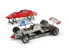 Ferrari 126 C2 G. Villeneuve 1982 #27 San Marino Apertura Piloto Paraguas 1:43