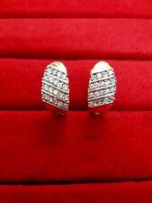 EAR85, Daphne Zircon Studded Earrings for Women, Forever Earrings