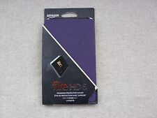 """AMAZON FIRE HD 6"""" 4th Gen STANDING PROTECTIVE COVER  PURPLE NO PACKAGING"""