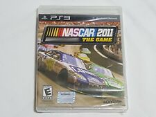 NEW (Read) Nascar 2011 The Game Playstation 3 Game SEALED PS3 racing US NTSC