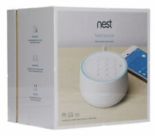 Google Nest Secure Alarm System Starter Pack Security Guard Detect Door Sensors