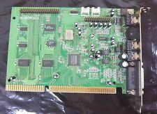 RARITÄT 16-Bit ISA Soundkarte Crystal SC-6600P V2.0 Maxi Sound 16 PnP