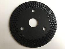 Amoladora De ángulo 115x22.2 Hoja de sierra disco de pulido de corrección de fresado raspaduras
