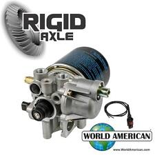 Complete Air Dryer Assembly w/ Pigtail Genuine World American Bendix 800887
