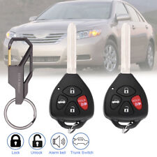 keyless entry remotes \u0026 fobs for toyota camry for sale ebay2 for toyota camry 2007 2008 2009 2010 remote keyless entry car key for hyq12bby